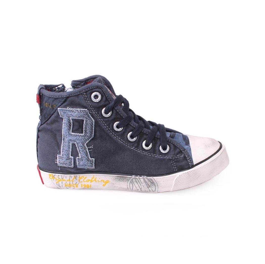 14479698112 Replay Μποτάκι JV080061T Μπλε - αγόρι - Elsaki Παιδικά Παπούτσια ...