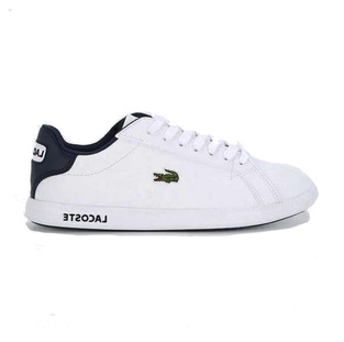 Lacoste CARNABY EVO 0721-042 Λευκό