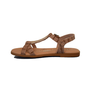 Oh My Sandals 4622 Nude
