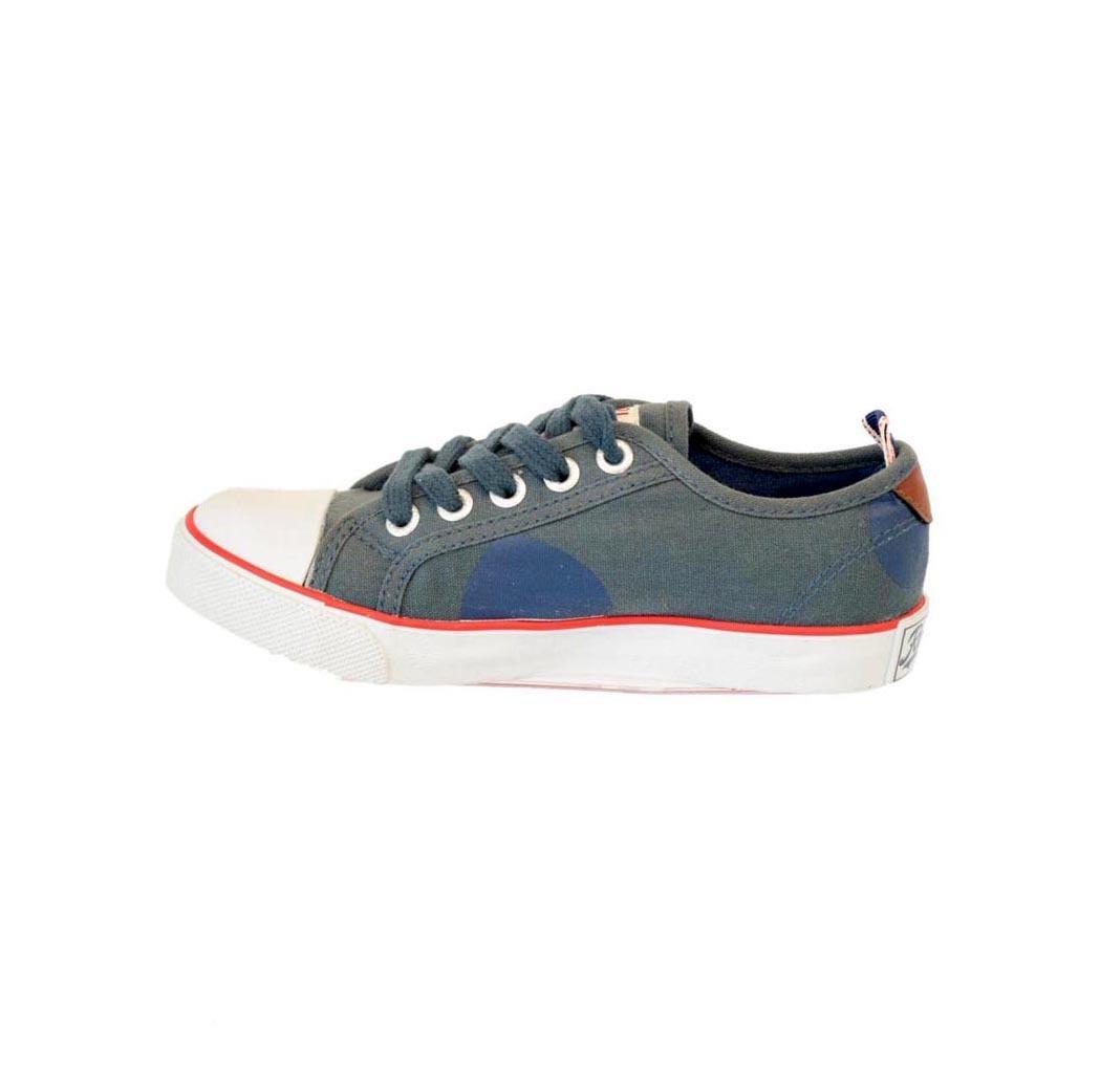 Παιδική μπότα CROCS 14613-4BH Σιέλ - Replay Χαμηλό JV080046T Μπλε ... 62637574214