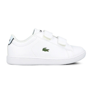 Lacoste Carnaby Evo BL Λευκό